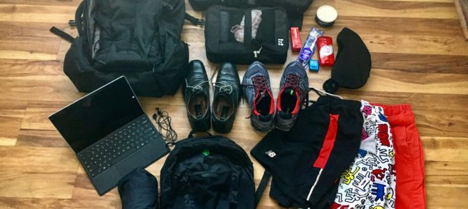Prepping for the Trip (Part II) – Packing for 6 months abroad